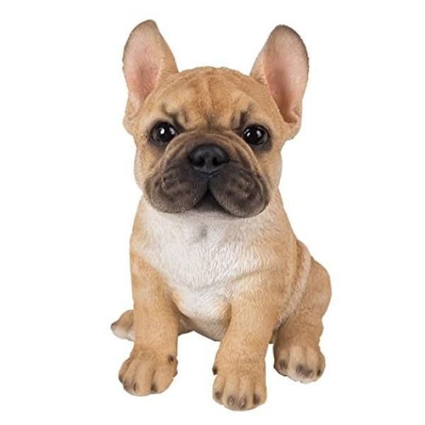 Διακοσμητικό Ομοίωμα Σκύλου Real Life French Bulldog Puppy