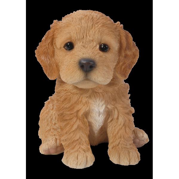 Διακοσμητικό Ομοίωμα Σκύλου Cockapoo Puppy