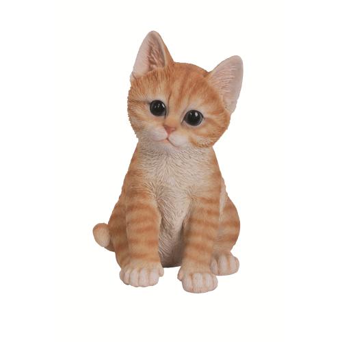 Διακοσμητικό Ομοίωμα Γάτας Real Life Kitten