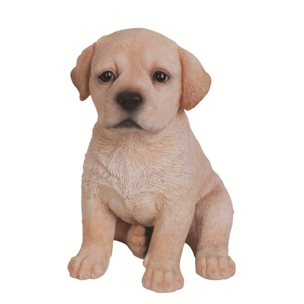 Διακοσμητικό Ομοίωμα Σκύλου Golden Labrador Puppy