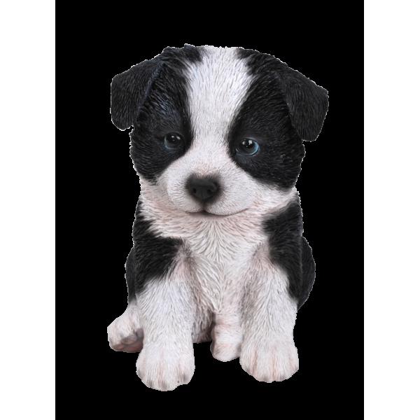 Διακοσμητικό Ομοίωμα Σκύλου Sheepdog Puppy