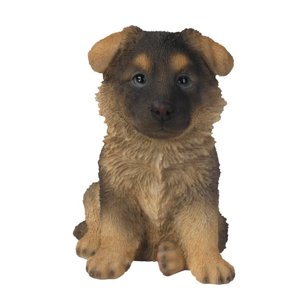 Διακοσμητικό Ομοίωμα Σκύλου Alsatian Puppy