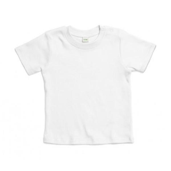 Επέλεξε το δικό σου τύπωμα σε Βρεφικό Οργανικό T-shirt